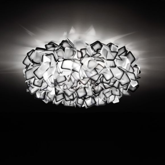 Slamp Designerleuchte Clizia Ceiling-Wall Ø78cm