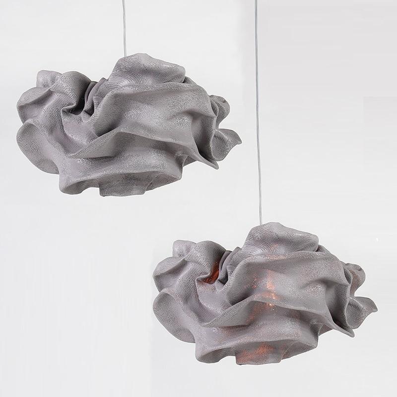 arturo alvarez designer pendelleuchte nevo in grau wohnlicht. Black Bedroom Furniture Sets. Home Design Ideas