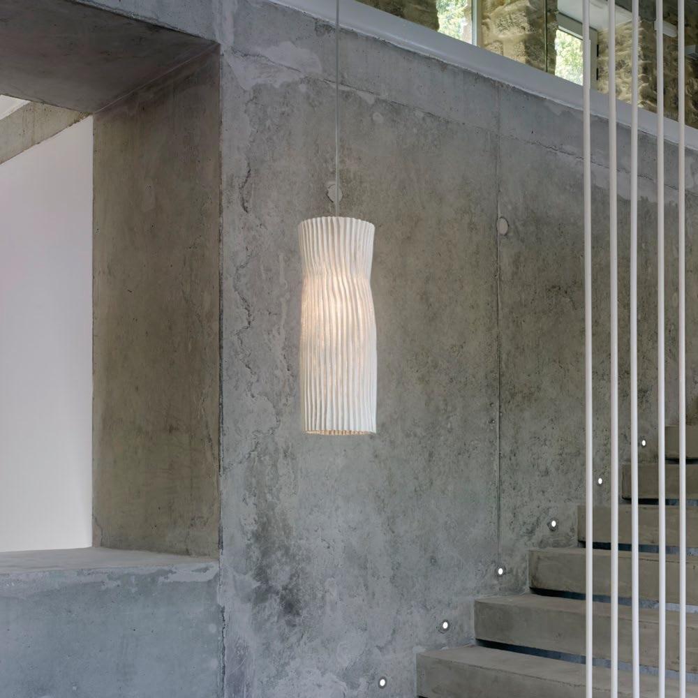 arturo alvarez pendelleuchte gea silikon wohnlicht. Black Bedroom Furniture Sets. Home Design Ideas