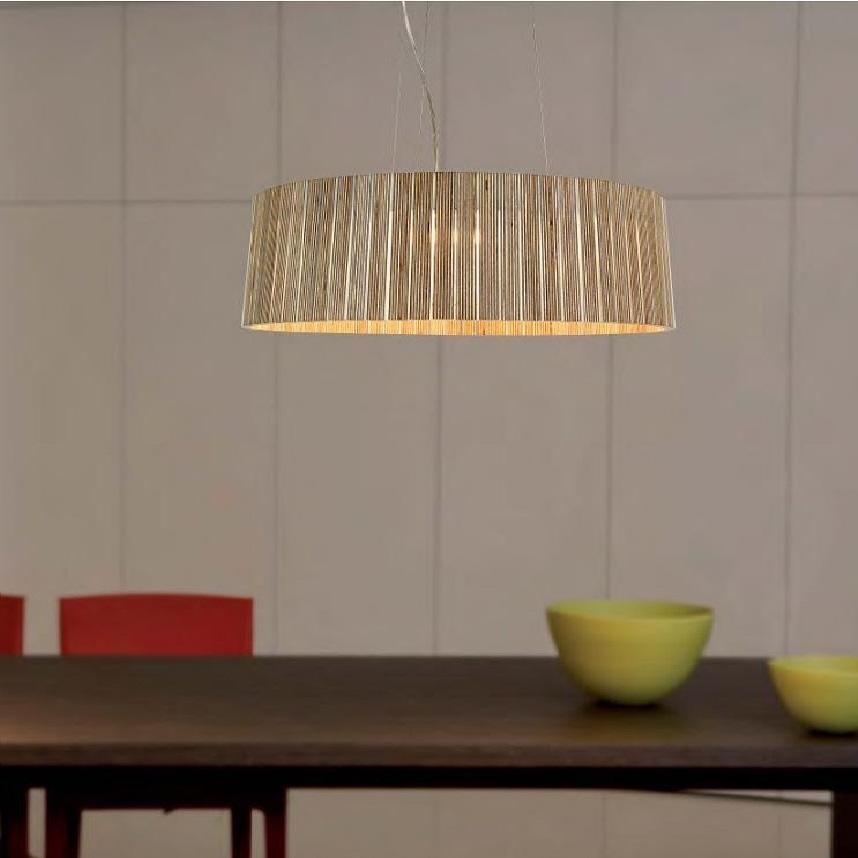 arturo alvarez pendelleuchte shio 49cm wohnlicht. Black Bedroom Furniture Sets. Home Design Ideas