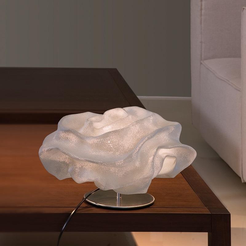 arturo alvarez tischleuchte nevo silikon wohnlicht. Black Bedroom Furniture Sets. Home Design Ideas