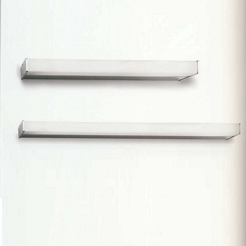 bad leuchte ip 44 l nge 58cm leuchtmittel t5 leuchtstoffr hre 1x14w 1x 14 watt 58 00 cm. Black Bedroom Furniture Sets. Home Design Ideas