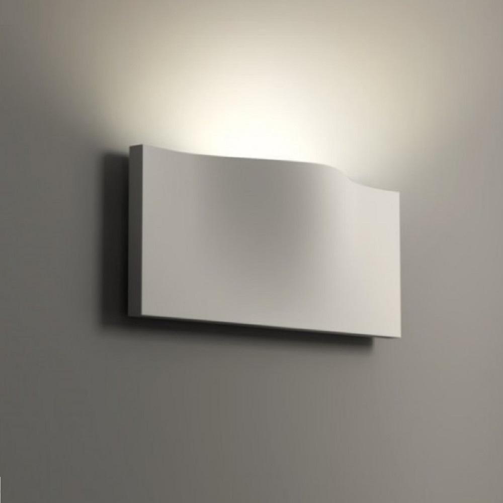 clarc ape gipswandleuchte indirektes licht wohnlicht. Black Bedroom Furniture Sets. Home Design Ideas