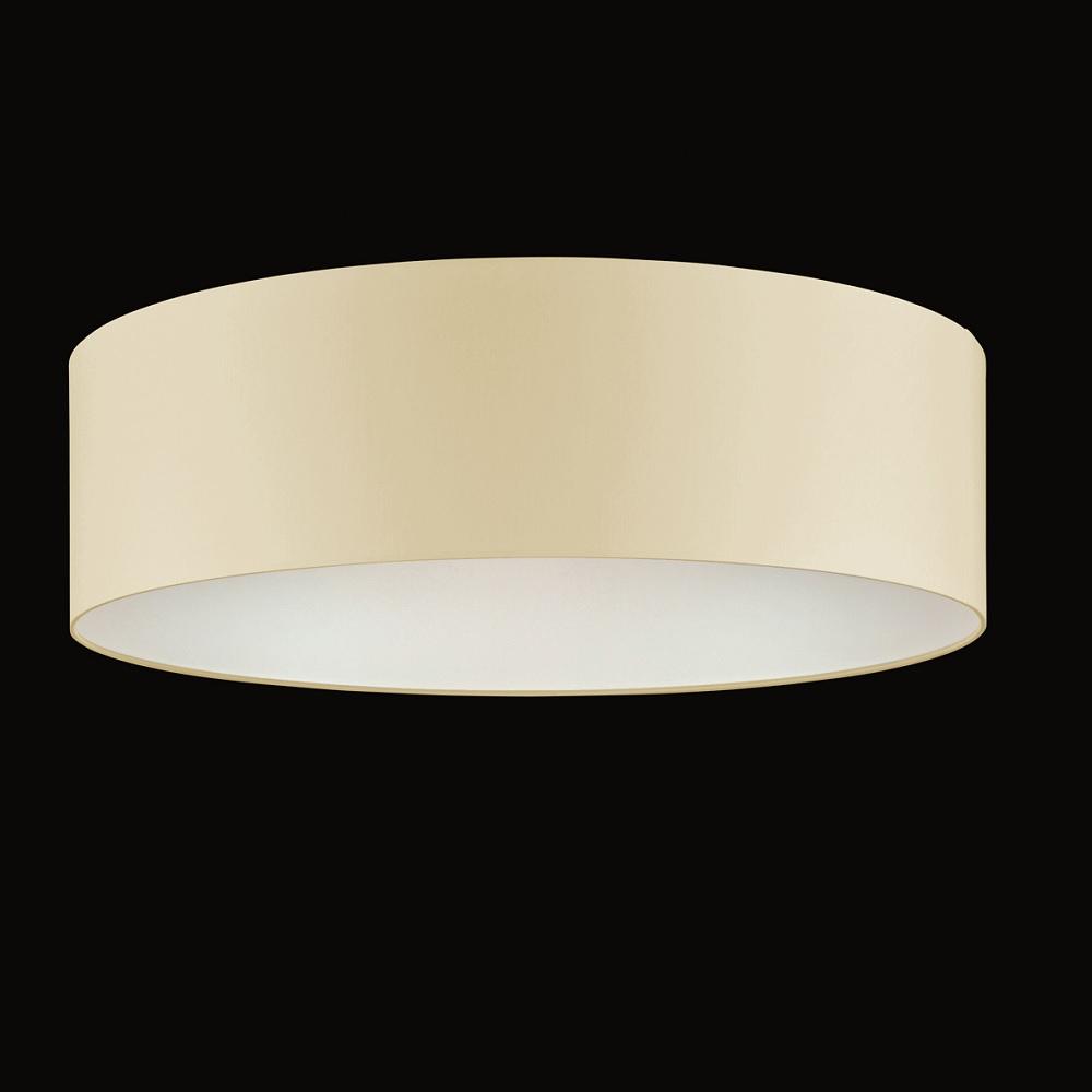 deckenleuchte mit stoffschirm 60 cm in 2 farben wohnlicht. Black Bedroom Furniture Sets. Home Design Ideas
