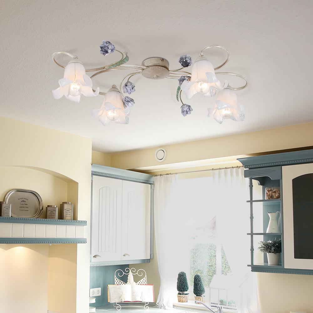 deckenleuchte pansy 4 flammig wohnlicht. Black Bedroom Furniture Sets. Home Design Ideas