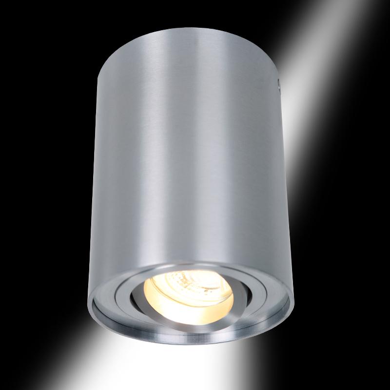 deckenstrahler aus aluminium inkl leuchtmittel wohnlicht. Black Bedroom Furniture Sets. Home Design Ideas