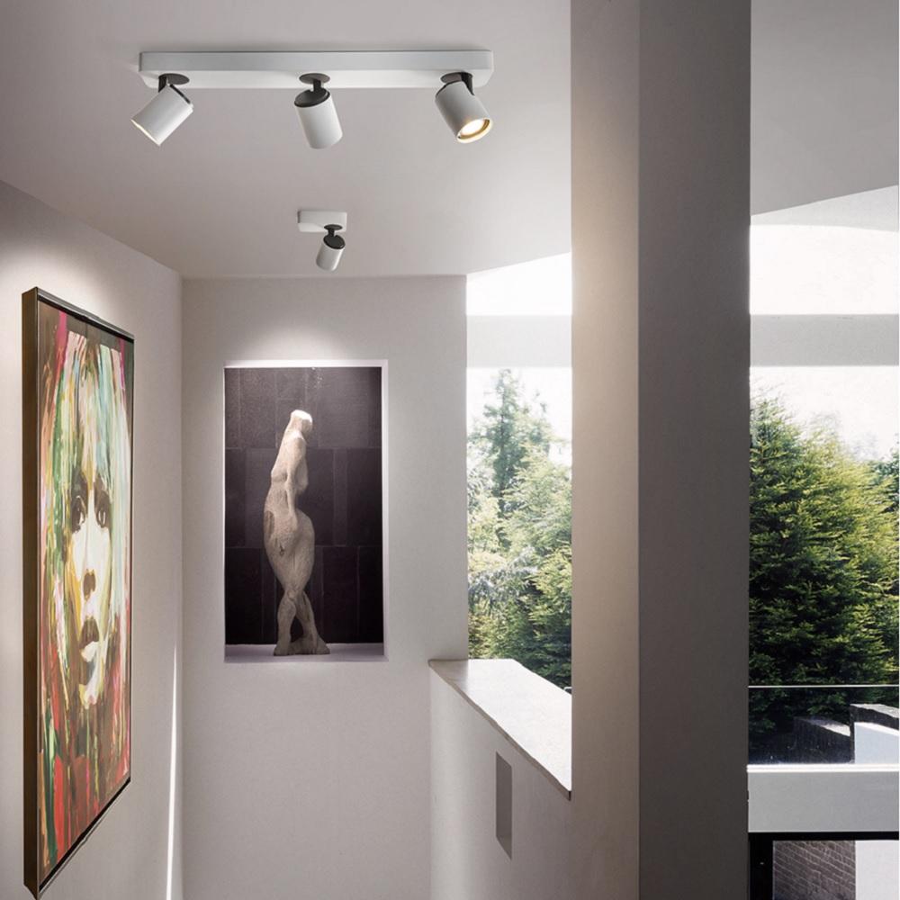 deckenstrahler luxemburg von my light 1 bis 4 flammig wohnlicht. Black Bedroom Furniture Sets. Home Design Ideas