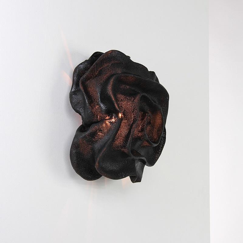 arturo alvarez designer wandleuchte nevo in schwarz wohnlicht. Black Bedroom Furniture Sets. Home Design Ideas