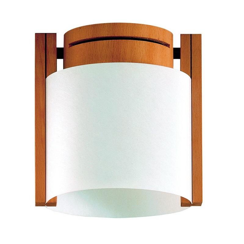 domus runde deckenleuchte mit buche echtholz wohnlicht. Black Bedroom Furniture Sets. Home Design Ideas