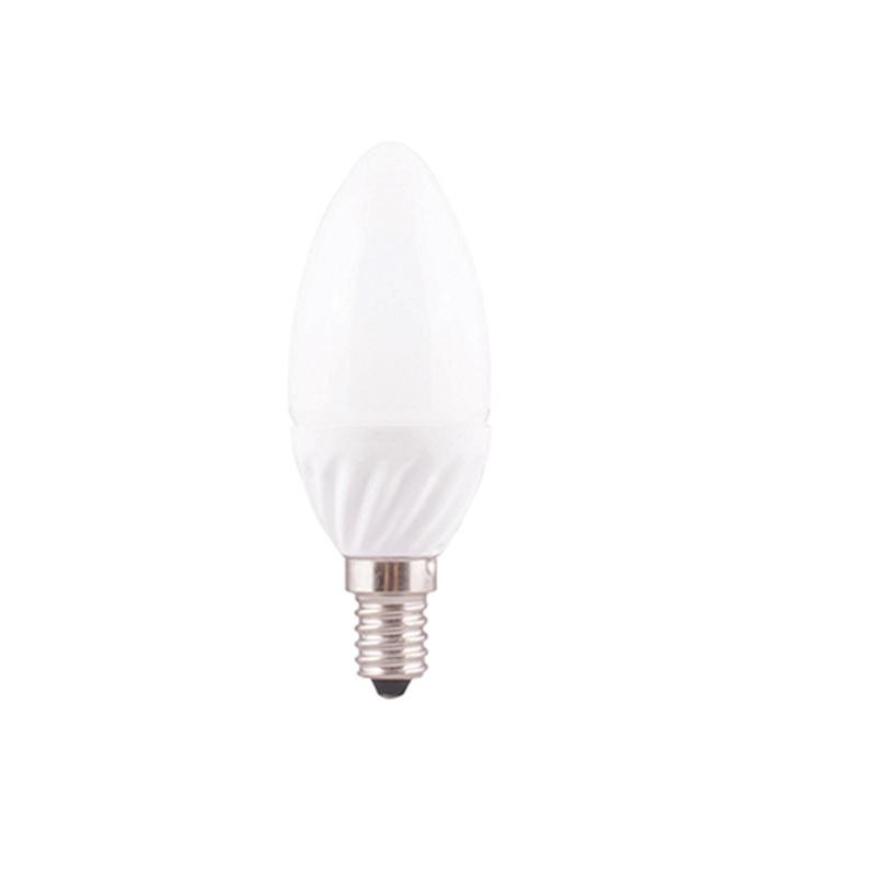 e14 led kerzenlampe opal c35 5 watt wohnlicht. Black Bedroom Furniture Sets. Home Design Ideas