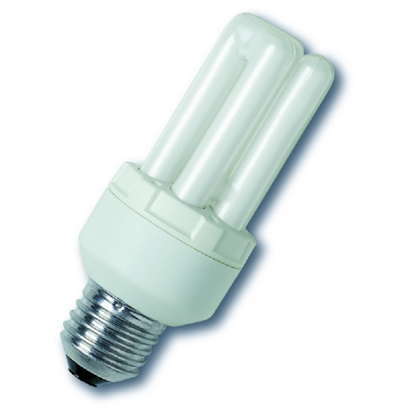 energiesparlampe osram dulux el longlife e27 11 watt wohnlicht. Black Bedroom Furniture Sets. Home Design Ideas