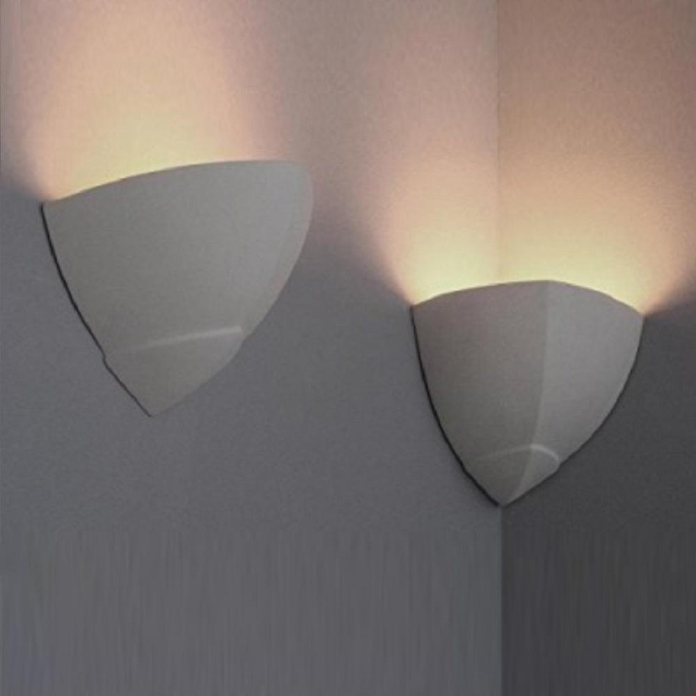 gips wandleuchte hiszpan f r wand und ecke wohnlicht. Black Bedroom Furniture Sets. Home Design Ideas