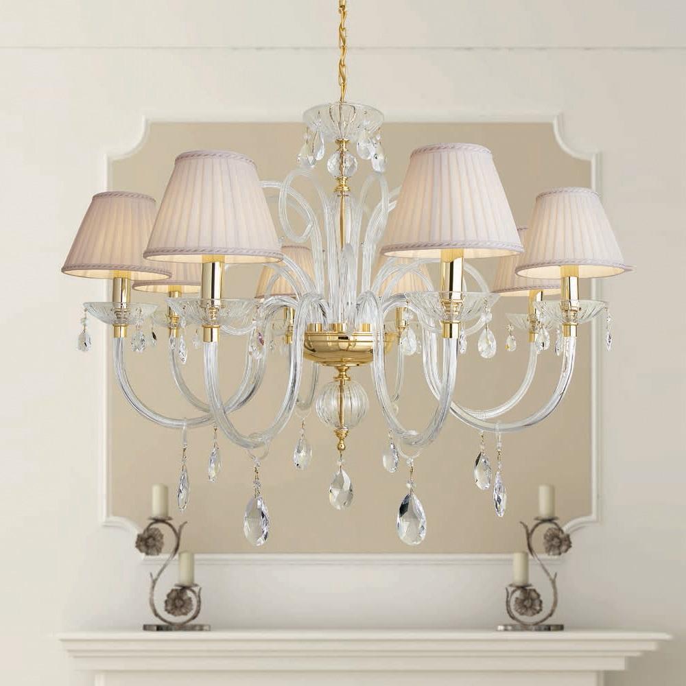 hochwertige pendelleuchte 8 flammig silber antik gold. Black Bedroom Furniture Sets. Home Design Ideas