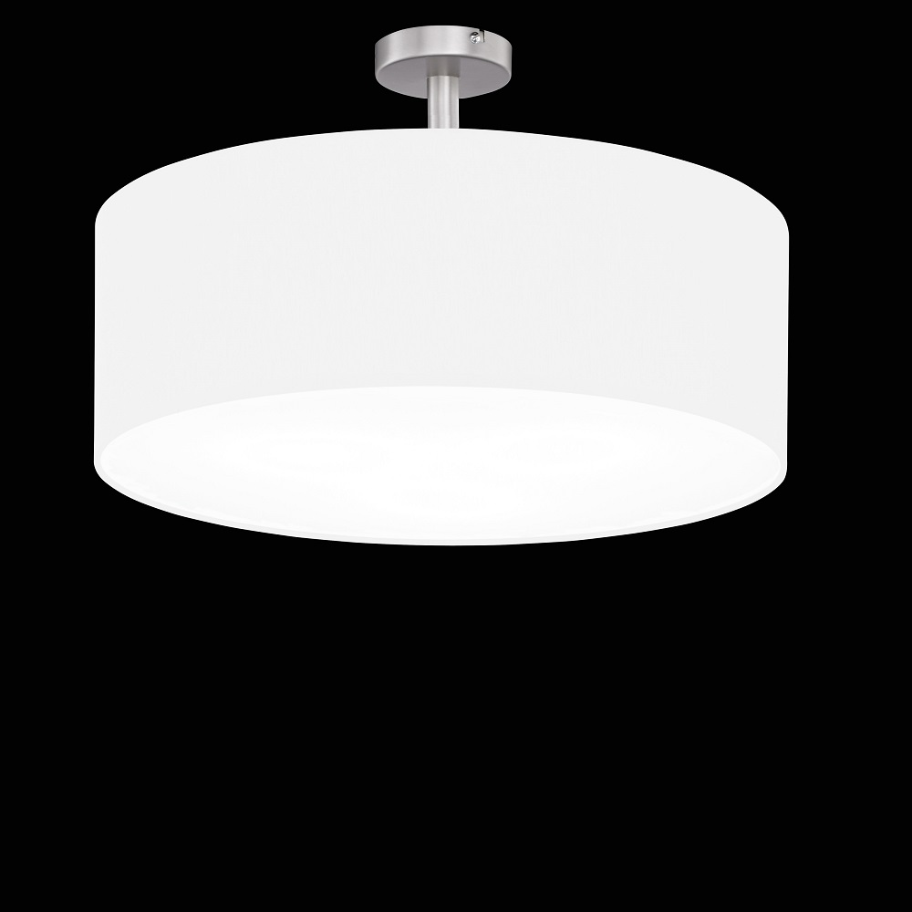 deckenleuchte mara mit abstandshalter in wei 60 cm 60. Black Bedroom Furniture Sets. Home Design Ideas