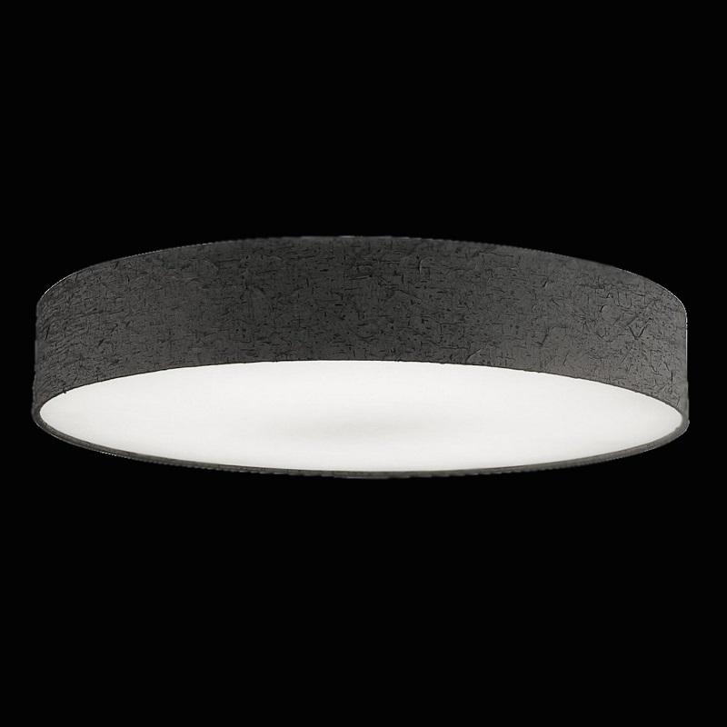 hufnagel led deckenleuchte strukturschirm crash anthrazit 60 cm 1x 30 watt 60 00 cm wohnlicht. Black Bedroom Furniture Sets. Home Design Ideas