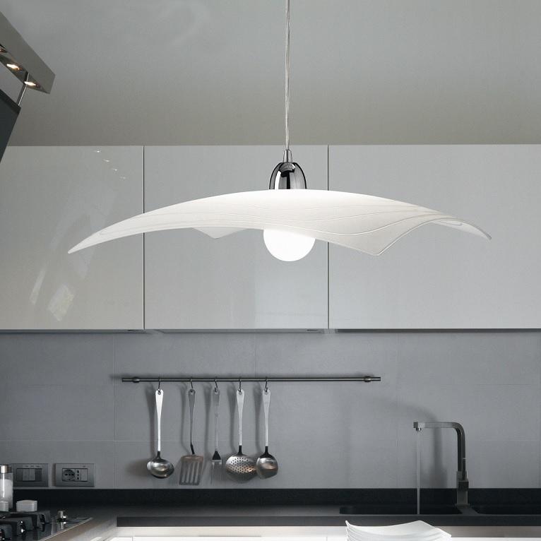klassische pendelleuchte f r die k che glas eckig eckig 50 00 cm 50 00 cm wohnlicht. Black Bedroom Furniture Sets. Home Design Ideas