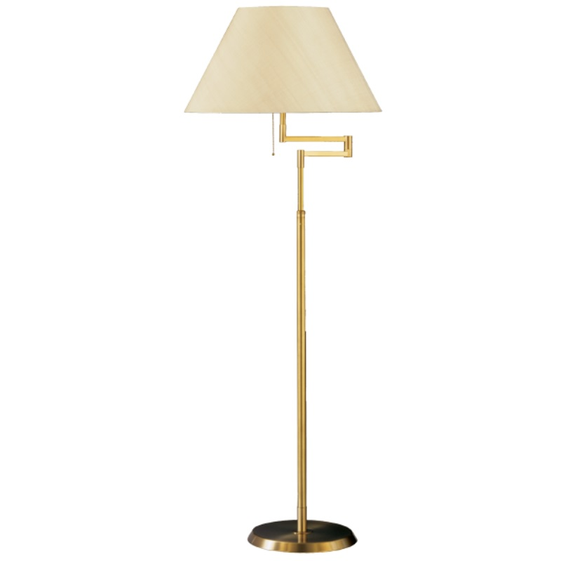knapstein hochwertige stehleuchte mit stoffschirm wohnlicht. Black Bedroom Furniture Sets. Home Design Ideas