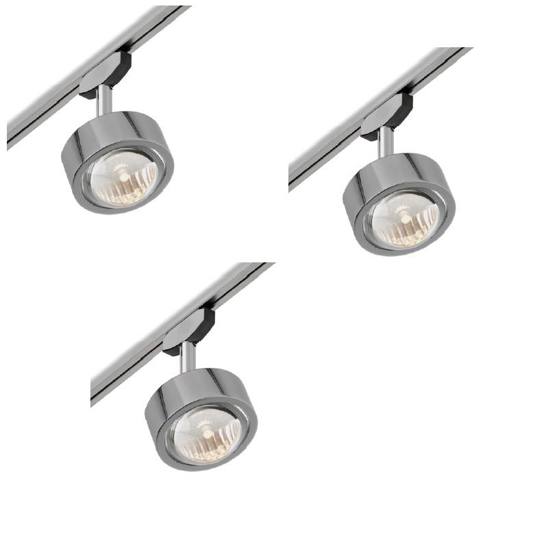 komplettpaket lumexx magnetline led spot hugo mit zubeh r. Black Bedroom Furniture Sets. Home Design Ideas