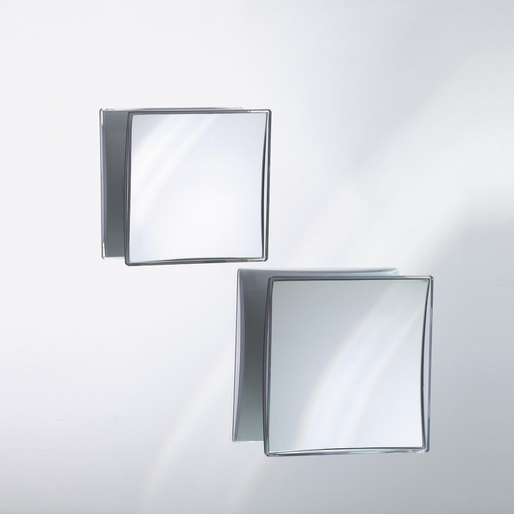 kosmetikspiegel mit saugn pfen und 8 facher vergr erung wohnlicht. Black Bedroom Furniture Sets. Home Design Ideas