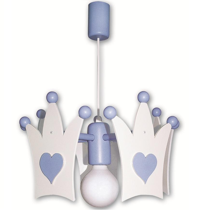Kronleuchter Für Kinderzimmer : kronleuchter f r das kinderzimmer blau wei wohnlicht ~ Eleganceandgraceweddings.com Haus und Dekorationen