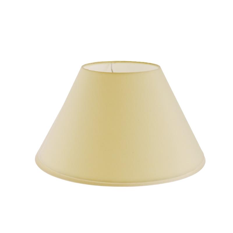 lampenschirm aus stoff in creme rund 30cm aufnahme e27. Black Bedroom Furniture Sets. Home Design Ideas