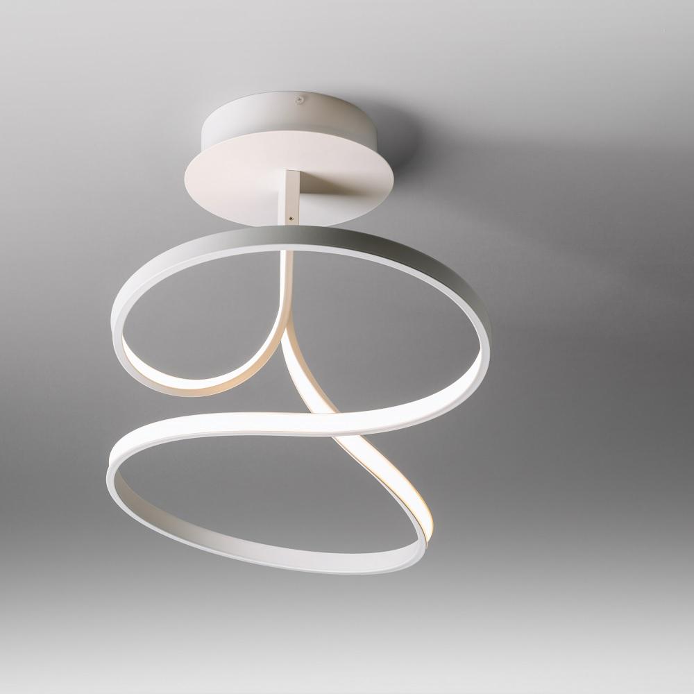 led deckenleuchte loop wohnlicht. Black Bedroom Furniture Sets. Home Design Ideas