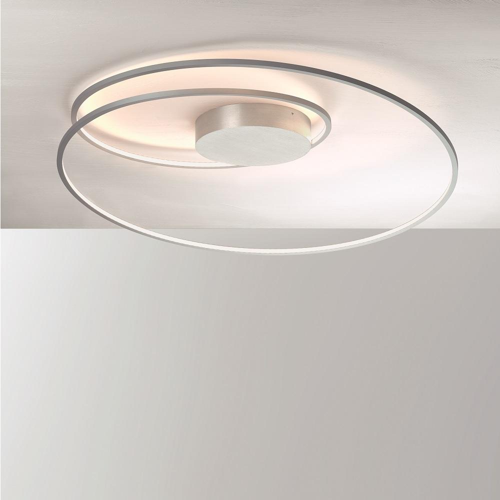 led deckenleuchte at mit umlaufendem led band 70 cm 1x 33 watt 20 00 cm 70 00 cm wohnlicht. Black Bedroom Furniture Sets. Home Design Ideas