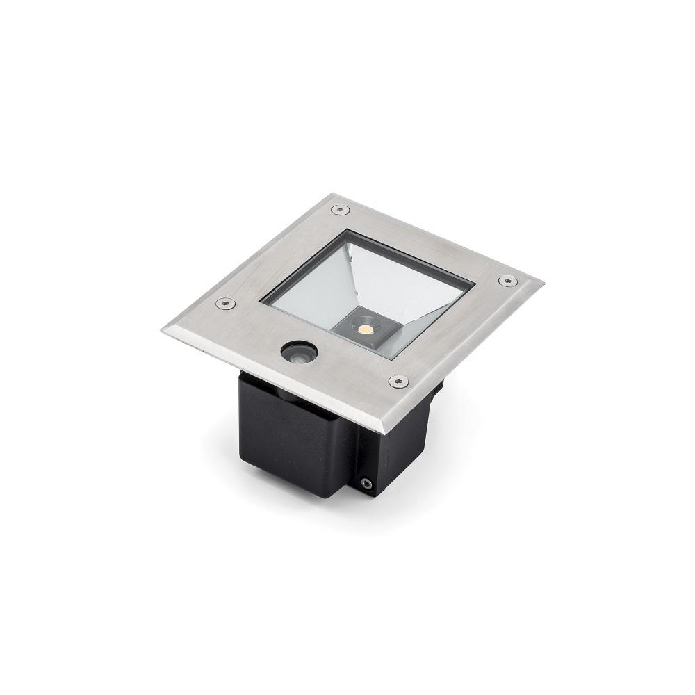 led einbaustrahler f r au en 6 watt 1x 6 watt 13 50 cm 14 60 cm 12 60 cm wohnlicht. Black Bedroom Furniture Sets. Home Design Ideas