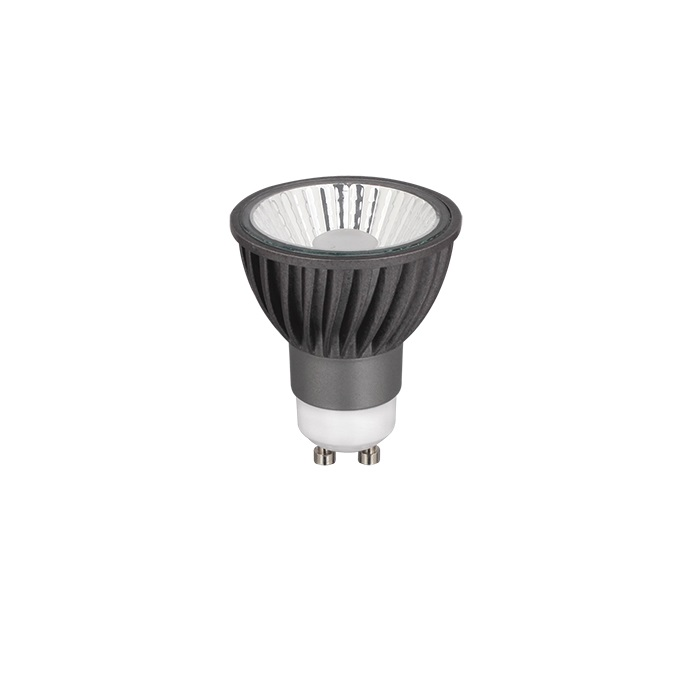 led gu10 haled iii spot lampe 3000 kelvin 9 watt wohnlicht. Black Bedroom Furniture Sets. Home Design Ideas