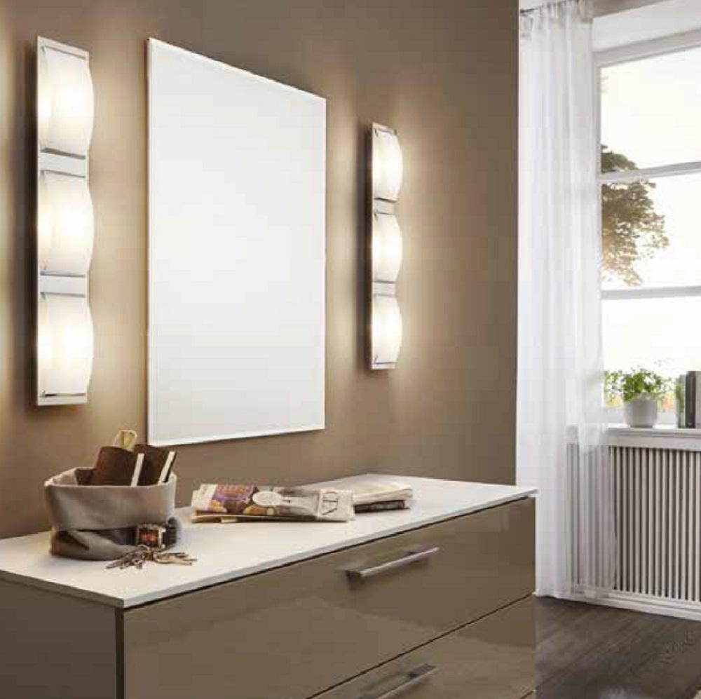 led leuchte wasao f r wand und decke wohnlicht. Black Bedroom Furniture Sets. Home Design Ideas