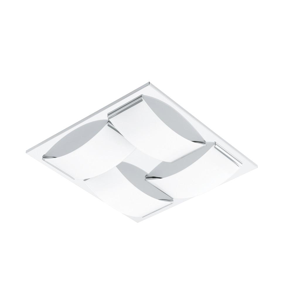 led leuchte wasao f r wand und decke 4 x 5 4w 4x 5 4 watt 32 00 cm 32 00 cm wohnlicht. Black Bedroom Furniture Sets. Home Design Ideas