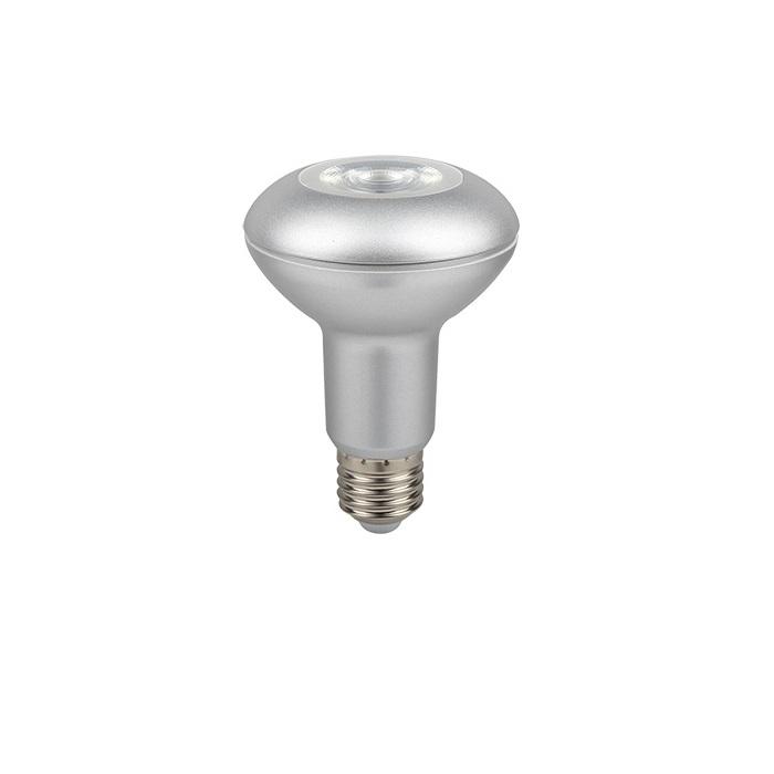 led reflektorlampe r63 e27 mit 5 5 watt 350 lumen dimmbar wohnlicht. Black Bedroom Furniture Sets. Home Design Ideas