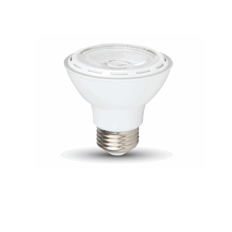 led smd fassung e27 8 watt 450 lumen 2700 kelvin wohnlicht. Black Bedroom Furniture Sets. Home Design Ideas