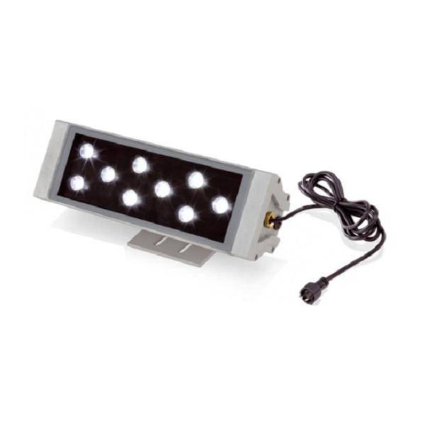 led super power strahler mit 9 watt oder 15 watt led wohnlicht. Black Bedroom Furniture Sets. Home Design Ideas