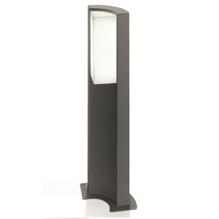 led wegeleuchte anthrazit h he 60cm lichtfarbe kaltwei wohnlicht. Black Bedroom Furniture Sets. Home Design Ideas