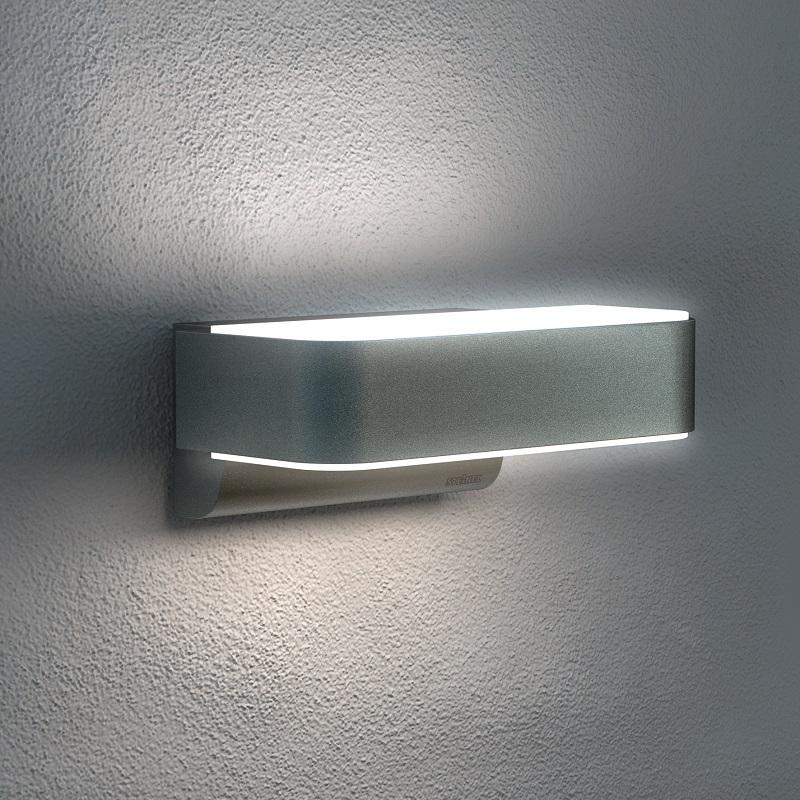 led au enleuchte als up und downlight mit ihf sensor wohnlicht. Black Bedroom Furniture Sets. Home Design Ideas