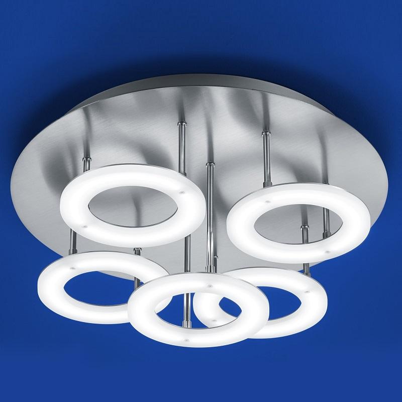 led deckenleuchte mica von b leuchten design wohnlicht. Black Bedroom Furniture Sets. Home Design Ideas