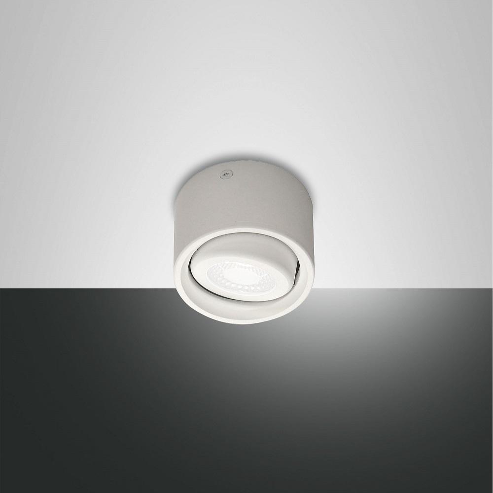 led deckenstrahler anzio spot in wei wohnlicht. Black Bedroom Furniture Sets. Home Design Ideas