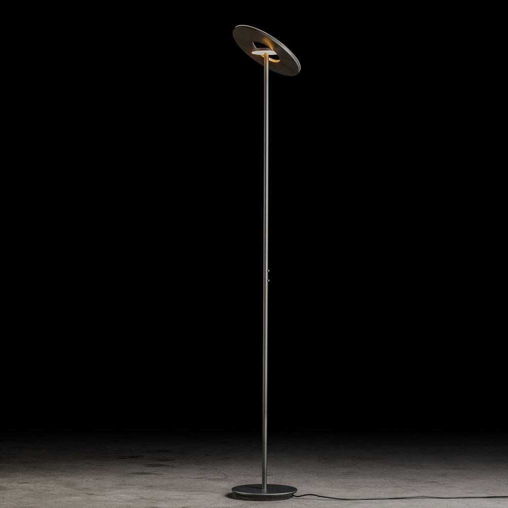 led standfluter nova von holtk tter wohnlicht. Black Bedroom Furniture Sets. Home Design Ideas