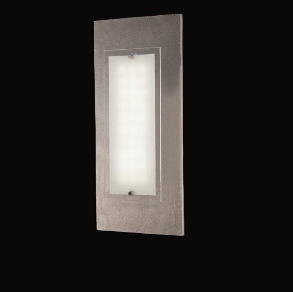led wandleuchte 11 1w led decor blende nickel antik wohnlicht. Black Bedroom Furniture Sets. Home Design Ideas