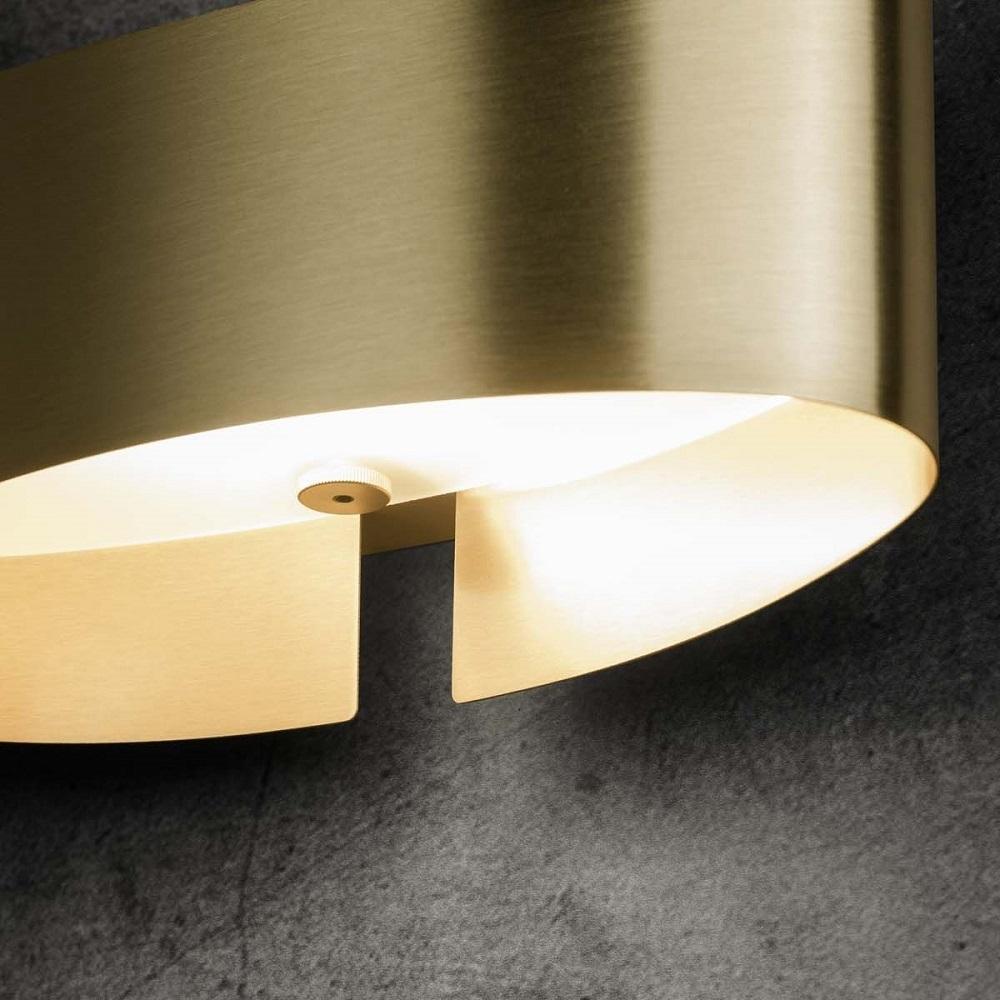 led wandleuchte voil dekorativ dimmbar design 3. Black Bedroom Furniture Sets. Home Design Ideas