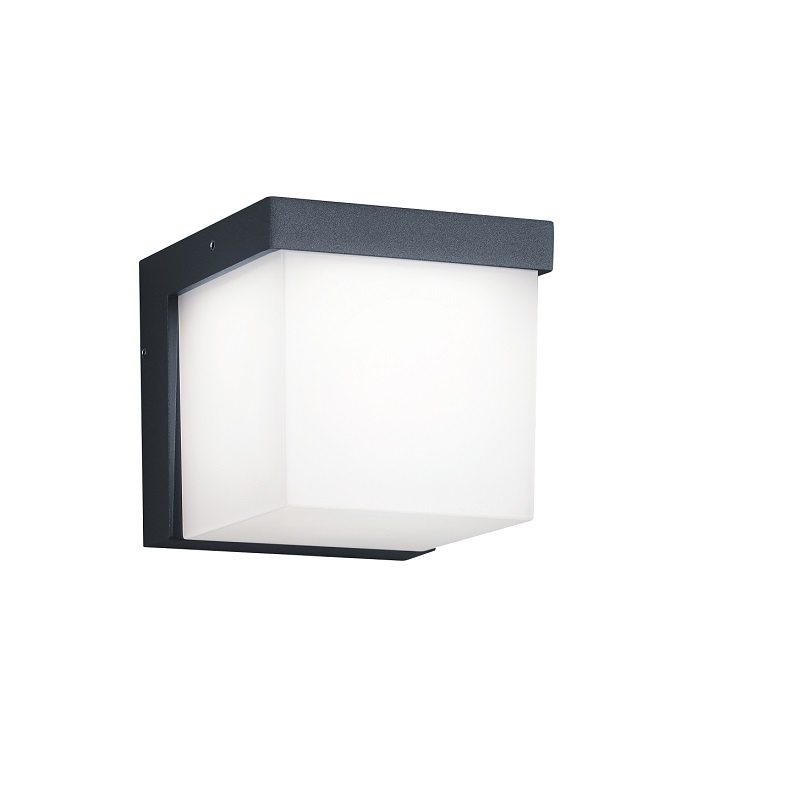led wandleuchte yangtze f r au en acrylglas eckig. Black Bedroom Furniture Sets. Home Design Ideas