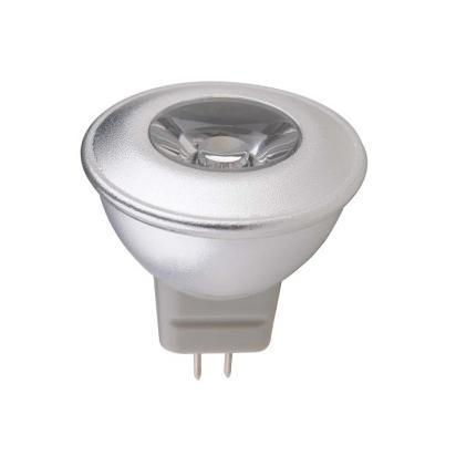 leuchtmittel qr cbc35 led 2 watt 30 gu4 mr11 12v wohnlicht. Black Bedroom Furniture Sets. Home Design Ideas