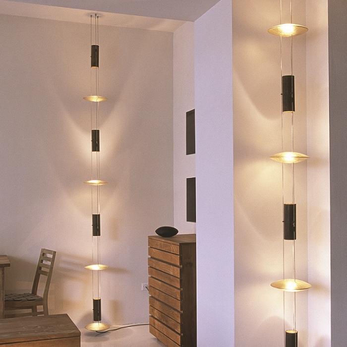 leuchte bel air von oligo zur befestigung an der decke wohnlicht. Black Bedroom Furniture Sets. Home Design Ideas