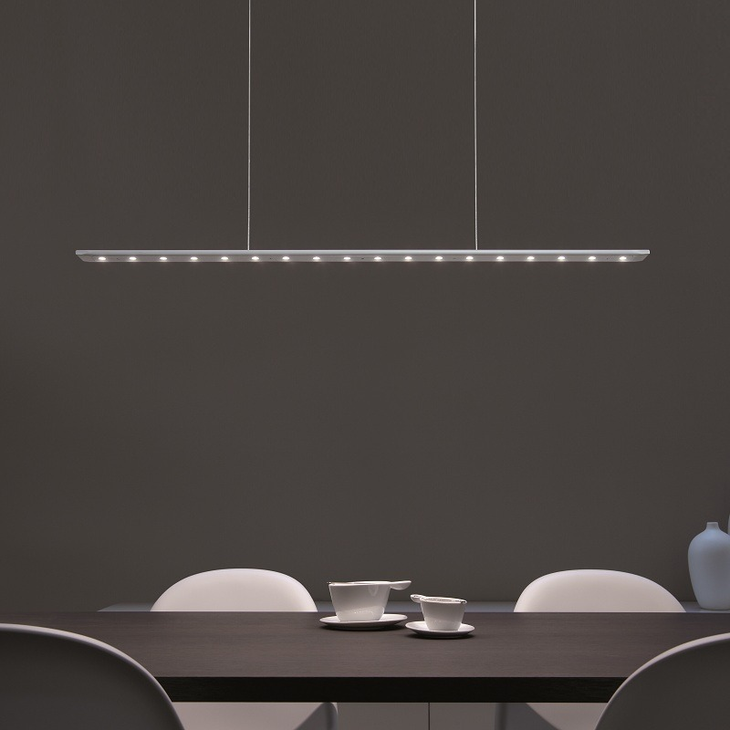 liin led pendelleuchte anax touch sensor 135 cm wohnlicht. Black Bedroom Furniture Sets. Home Design Ideas