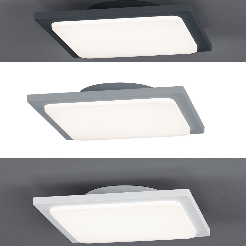 moderne led deckenleuchte trave f r au en in 3 farben wohnlicht. Black Bedroom Furniture Sets. Home Design Ideas