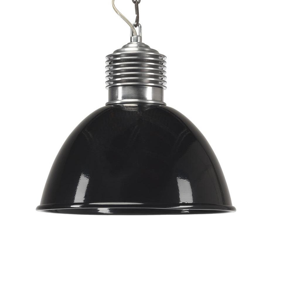 pendeleuchte in schwarz 32cm wohnlicht. Black Bedroom Furniture Sets. Home Design Ideas