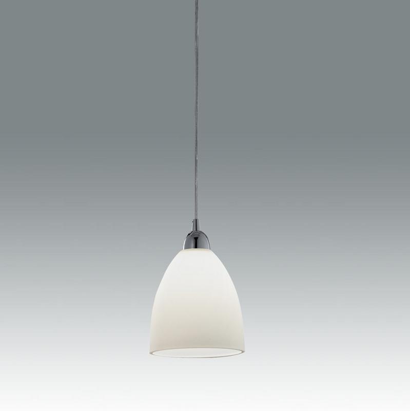 pendelleuchte provenza glas wei 20 cm wei 20 00 cm wohnlicht. Black Bedroom Furniture Sets. Home Design Ideas