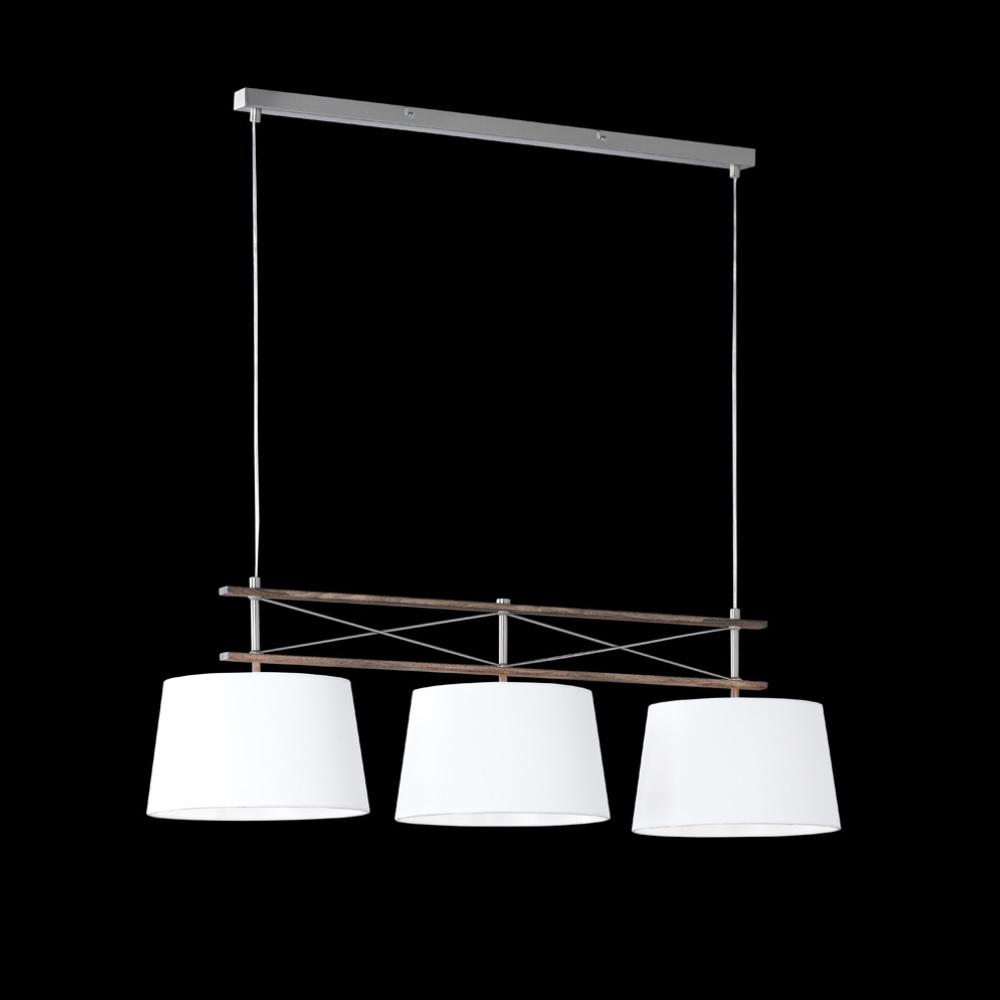 pendelleuchte x 3 flammig wohnlicht. Black Bedroom Furniture Sets. Home Design Ideas
