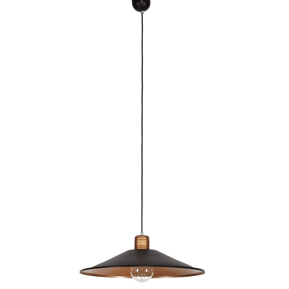 preisattraktive pendelleuchte garret in schwarz kupfer wohnlicht. Black Bedroom Furniture Sets. Home Design Ideas